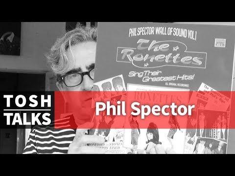 Phil Spector on Tosh Talks