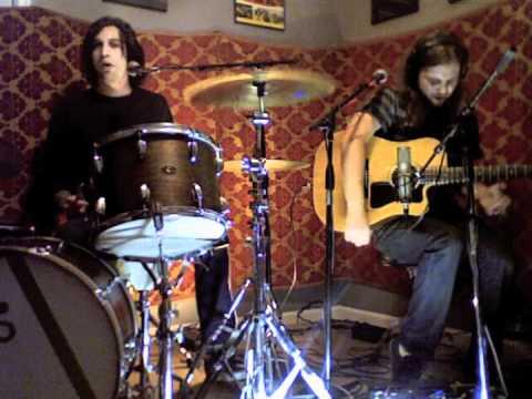 When the Levee Breaks by Led Zeppelin performed by Traveler's Guild