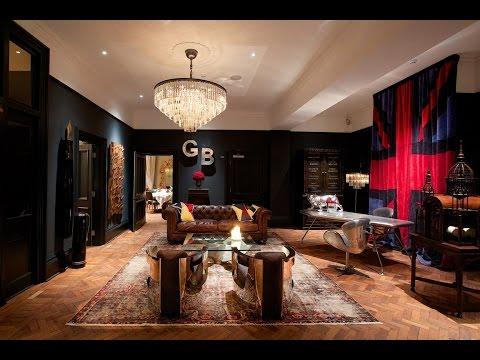 Timothy Oulton Studio – Glazebrook House Hotel