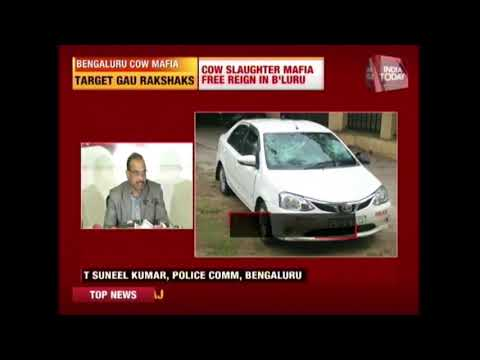 Bangalore Police Commissioner Speaks Out On Cow Mafia Attacks On Animal Activists