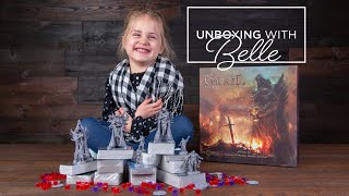 Tainted Grail - Unboxing with Belle