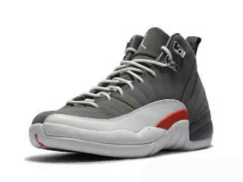finest selection 71350 5b073 130690-012 Air Jordan Retro 12 (XII) Cool Grey 2012