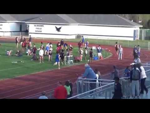 Trevon Pitt Nandua High School 800 meter Run 2:10
