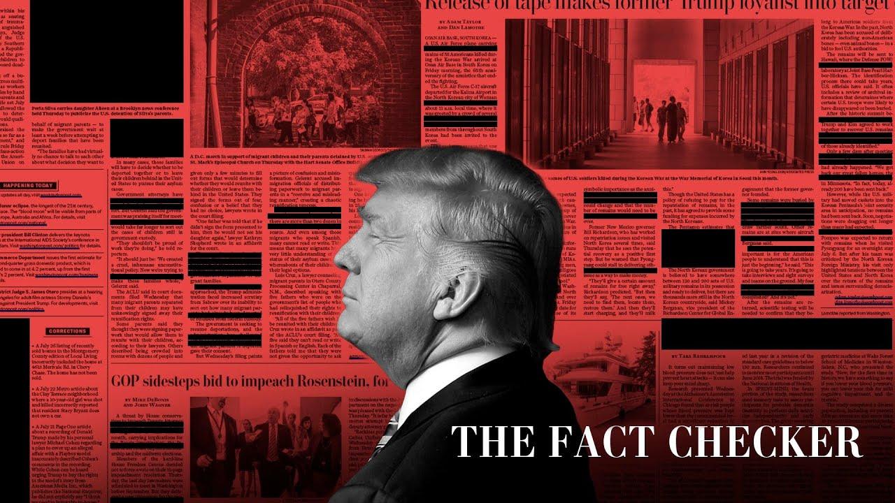 When President Trumps Fake News Isnt Fake Fact Checker