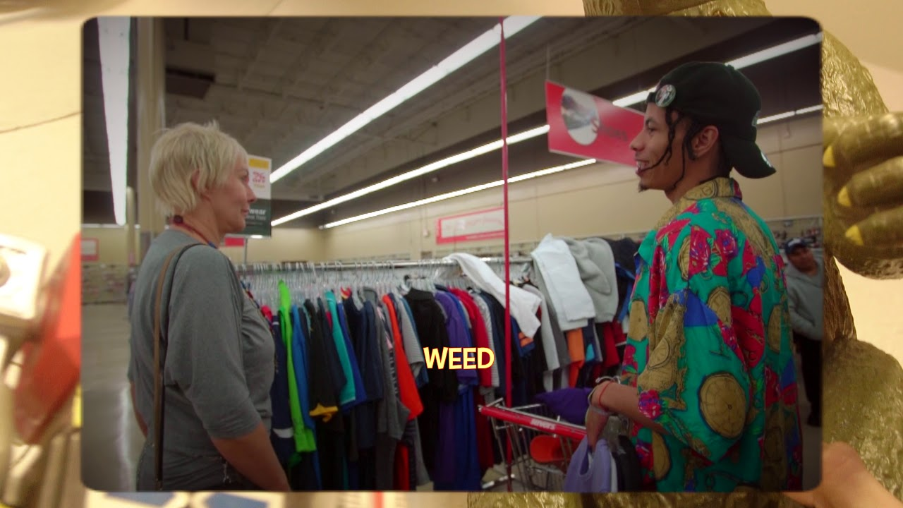 Hippy In The Thrifty   Pilot    ATL / Vegas ☮️