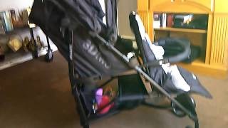 Ryan and Raevyn summer 3D two stroller