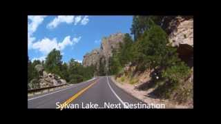 South Dakota Badlands, Mount Rushmore, and Black Hills Vacation 2012