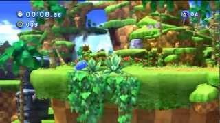 Sonic Generations - Green Hill Acte 1