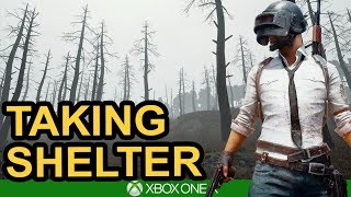 TAKING SHELTER / PUBG Xbox One X