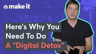Why You Should Do A Digital Detox - Cal Newport