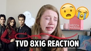 TVD 8x16 I was feeling epic REACTION!!