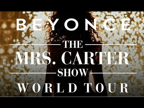 Beyoncé - Get Me Bodied/Baby Boy - The Mrs Carter Show