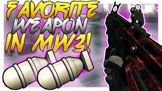 MY FAVORITE GUN! - Modern Warfare 3 PC MOAB - Modern Warfare 3 Multiplayer