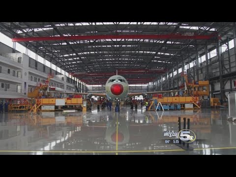 Airbus Reaches Milestone In Mobile, Increases China Production