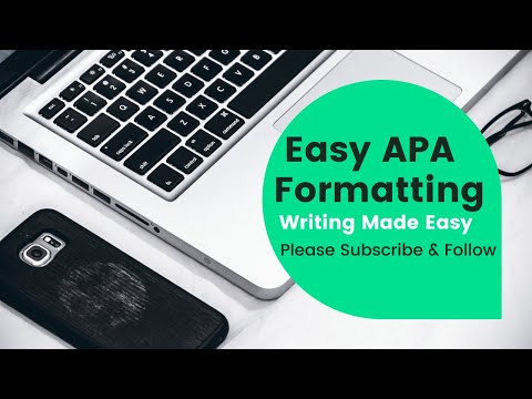 APA Formatting Cover Page - Student Paper 7th Edition