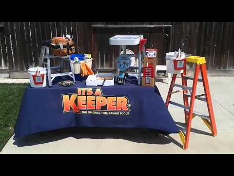 Paint Bucket Holder,Its a Keeper New Products #1