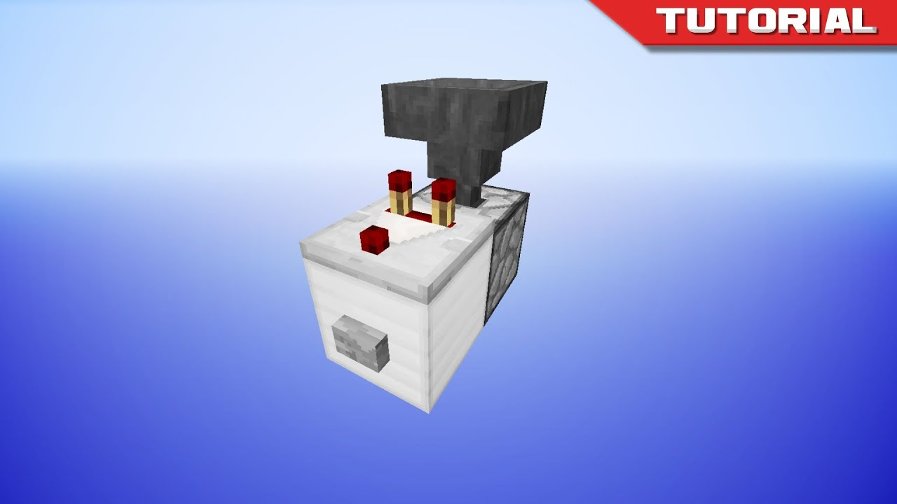 Minecraft Monostable Circuit Type A Youtube
