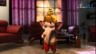 Vinayagar sathurthi video cartoon