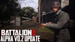 Battalion 1944 - Alpha v0.2 Update