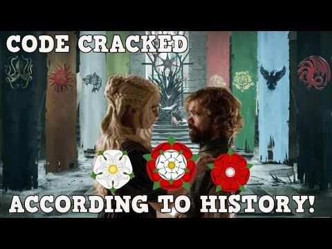 Who will win the Throne according to History   The Wars of the Roses   Game of Thrones Season 8