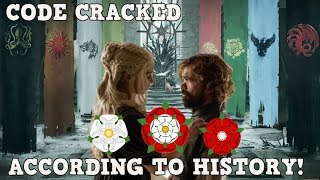Who will win the Throne according to History | The Wars of the Roses | Game of Thrones Season 8