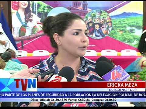MANAGUA AVANZA EN ATRACCIÓN DE TURISTAS