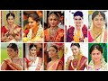 South Indian Actresses Bridal looks  Celebrity Bridal Sarees And Jewellery