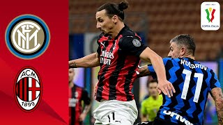 🔴 Inter v Milan | Full Match LIVE | Coppa Italia Quarter Final 2020/2021 | Coppa Italia 2020/21