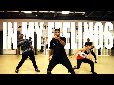 DRAKE - IN MY FEELINGS - CHOREOGRAPHY BY AARON JAMES #INMYFE