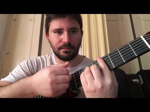 Mio fratello (Biagio Antonacci ft. Mario Incudine) - Tutorial