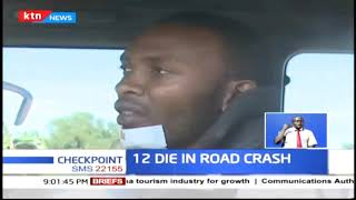 12 die in grisly road accident in Gilgil