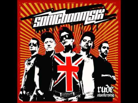 Sonic Boom Six - Totally Addicted To Bass