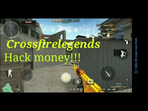 tai game ban sung hack cho android - Crossfire legends offline mod unlimited money (vô hạn tiền) for android - Kênh Game Mobile