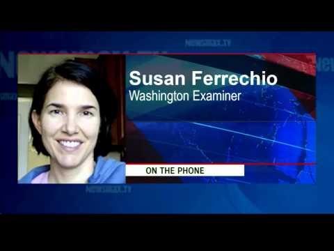 "Susan Ferrechio -- chief congressional correspondent for ""The Washington Examiner"""