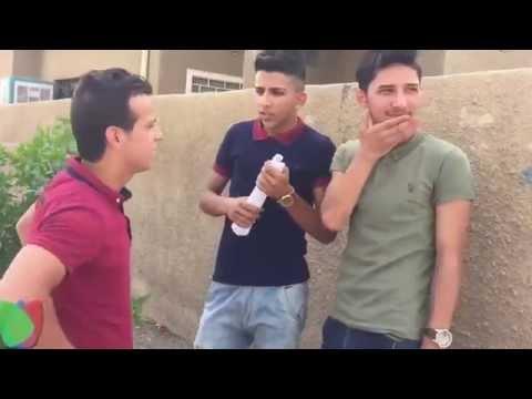 فلم عراقي تحشيش - بين طلاب العلمي والادبي وعند استلام النتائج