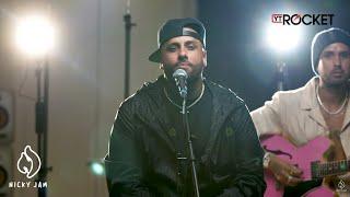Show Acústico Especial De Madres - Nicky Jam