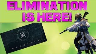 Destiny - ELIMINATION IS FINALLY HERE!