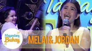 Magandang Buhay Melai joins theTawag ng Ilaw ng Tahanan