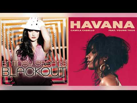 Its Camila, Bitch Havana  Gimme More Mashup  Camila Cabello, Britney Spears, Young Thug