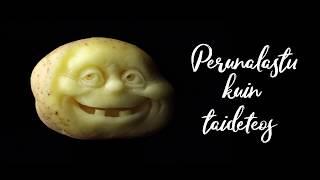 "Estrella Artisan Chips - Perunalastu kuin taideteos 15"""