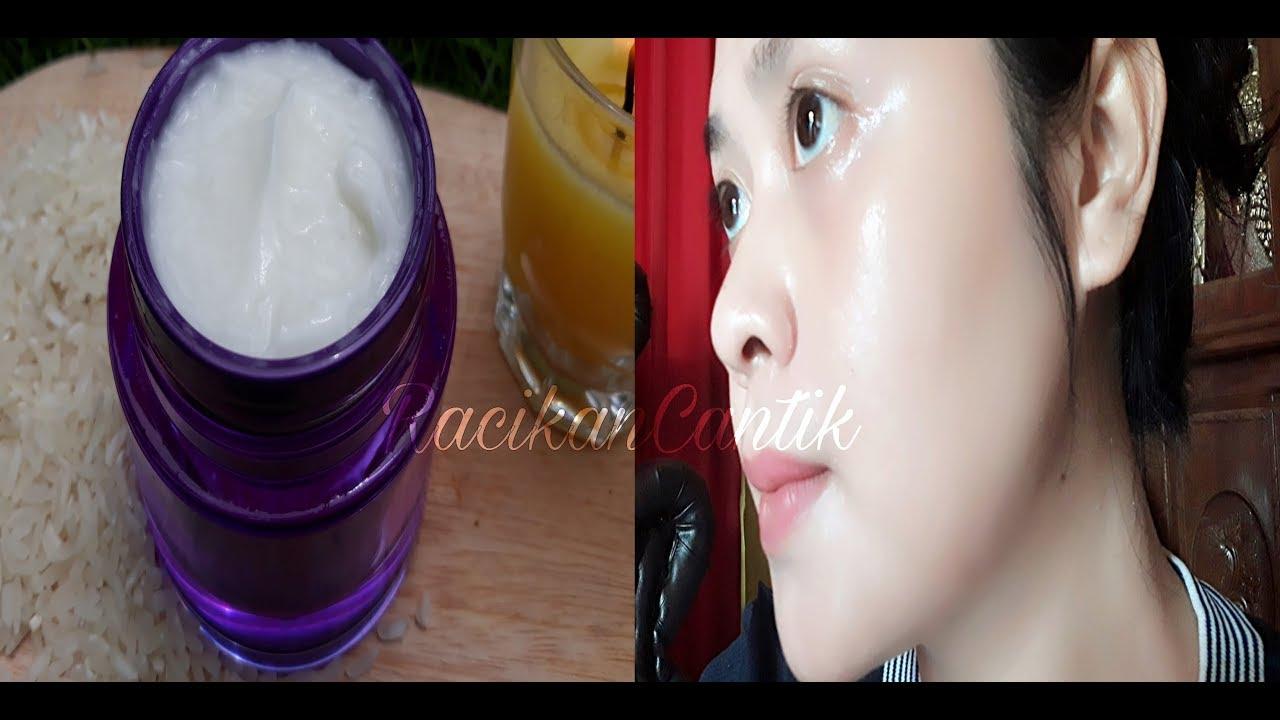 Luar Biasa Membuat Cream Wajah Pemutih Sendiri Diy Badan Body Gold Alami