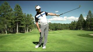 Control Golf Short Game Trajectory