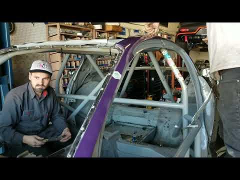 Formula Drift RX8 build part 2. KMR 2019