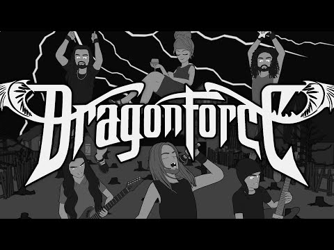 DragonForce - Razorblade Meltdown (New Official Video)