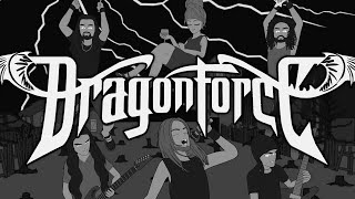 Смотреть клип Dragonforce - Razorblade Meltdown