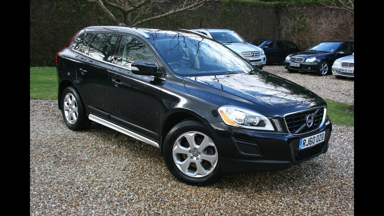Volvo XC60 SE Lux Drive Manual 2011 - YouTube