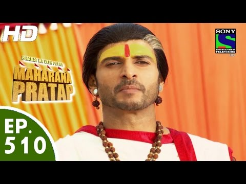 Bharat Ka Veer Putra Maharana Pratap - महाराणा प्रताप - Episode 510 - 21st October, 2015