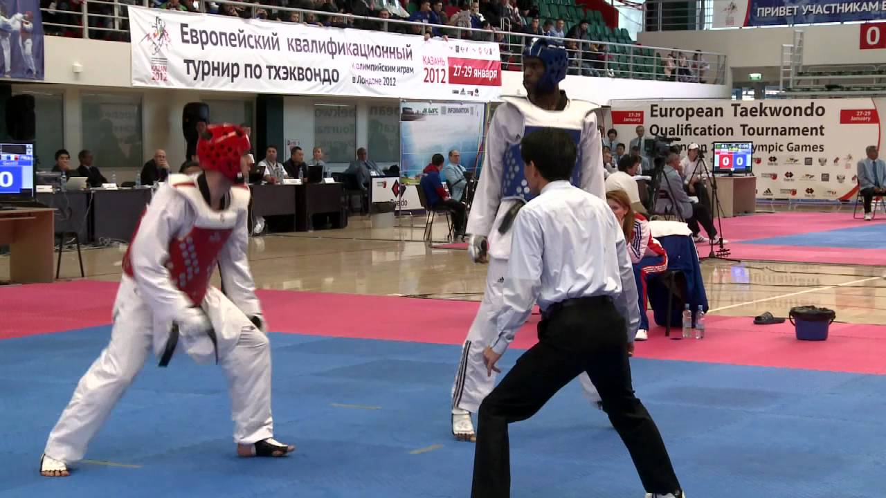 Carlo Molfetta - Olympic Taekwondo Qualification