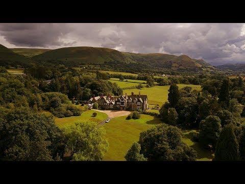 David Simpson & Gaby Sarll  |  Plas Dinam  |  Mid Wales