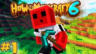 I Joined H6M?! - How to Minecraft Season 6 #1